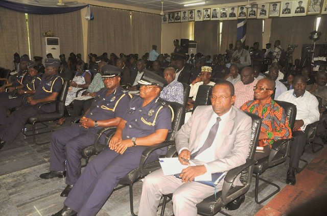 We may block social media on election day - IGP