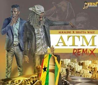AlkalinexShattaWale ATMRemix - Alkaline x Shatta Wale - ATM Remix