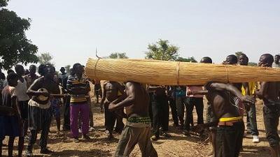 Ayisobaburiesmother - King Ayisoba buries mother