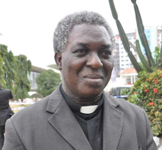 I am not a gay pastor - Rev. Frimpong Manso