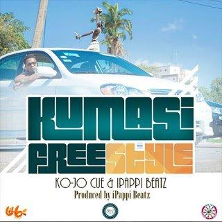 KoJoCue KumasiFreestyle28Prod.ByiPappiBeatz29h - Ko-Jo Cue - Kumasi Freestyle (Prod. By iPappi Beatz)