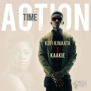 Kofi Kinaata - Action Time ft. Kaakie (Prod. by JMJ) Kofi-Kinaata-Action-Time-Feat.-Kaakie-Prod.-by-JMJ-GhanaNdwom.com_