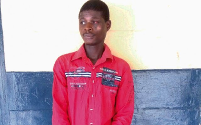 Nigerian, Marvelous Okereson stabs mate to death over toothbrush