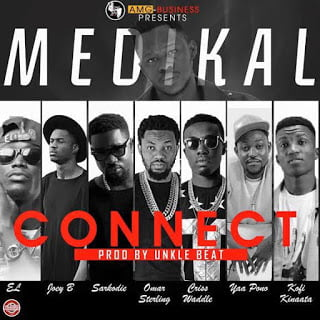 Medikal - Connect ft. Various Artists