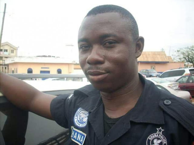 PoliceplaceGHC2A252C000bountyonsuspectedrobberswhokilledpoliceofficer - Police place ¢5,000 bounty on suspected robbers who killed police officer