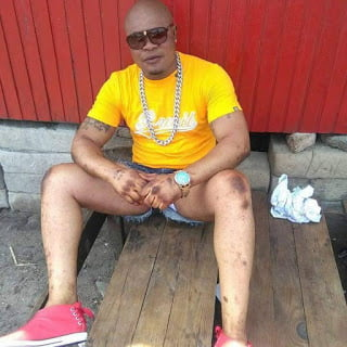 Seen the new Obroni in Town? These photos of 'Bukom Banku' will blow your mind