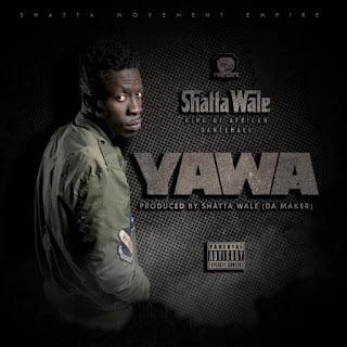 Shatta Wale - Yawa (Prod By Da Maker)