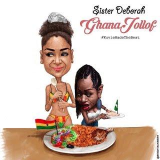Sister Deborah - Ghana Jollof