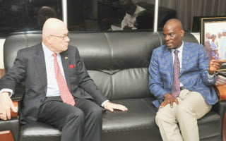 UStosupportLabourMinistrywith245m - US to fund Labour Ministry with $5m