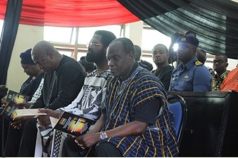 Photos: First Memorial Service Held For Victims Of June 3 Disaster