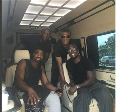 Stephen Appiah, Michael Essien and others locked up in Turkey