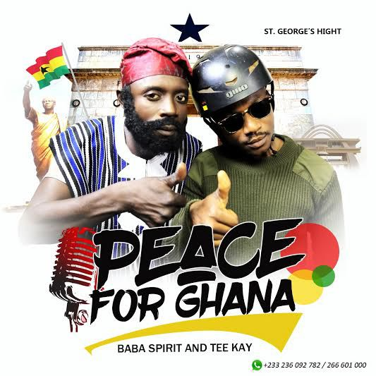 Ek Tare Wale Baba New Song Download: Peace For Ghana Ft. Tee Kay (Prod By Kusilin