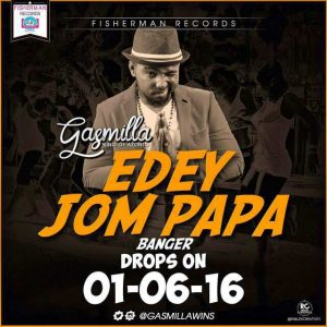 Gasmilla - Edey Jom Papa (Prod. by Xyfe) {Download mp3}