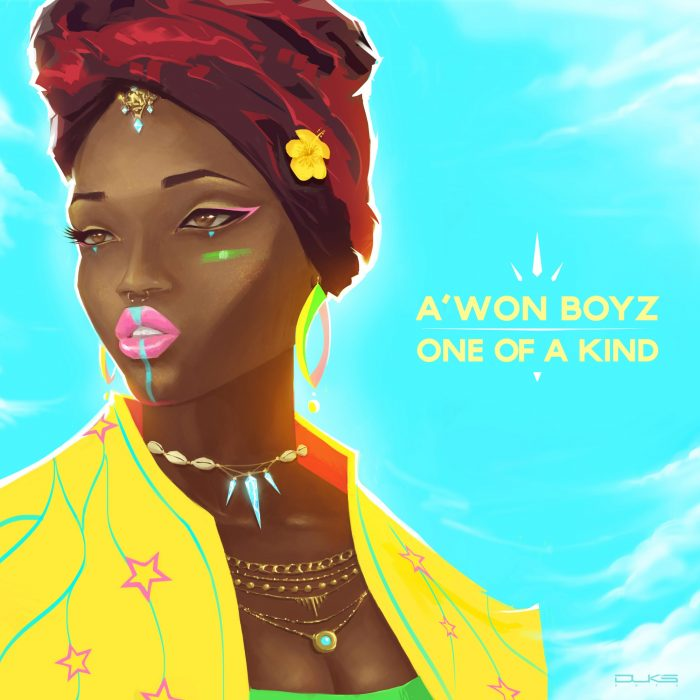 A'won Boyz - One of a Kind