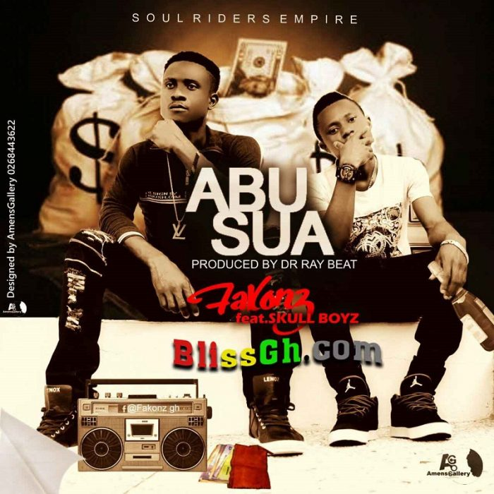 Fakonz Abusua BoNe ft. Skuulboys Prod by Drraybeat - Fakonz - Abusua BoNe ft. Skuulboys (Prod by Drraybeat)
