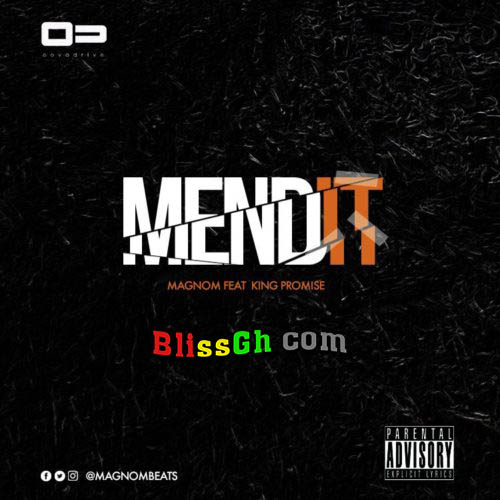 Magnom ft. King Promise - Mend it (Prod by Magnom)