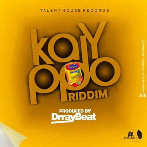 Drraybeat - Kalyppo Riddim (Prod. by DrRayBeat)