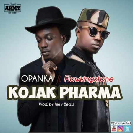 Opanka - Kojak ft. Flowking Stone (Prod. by Jerry Beats)