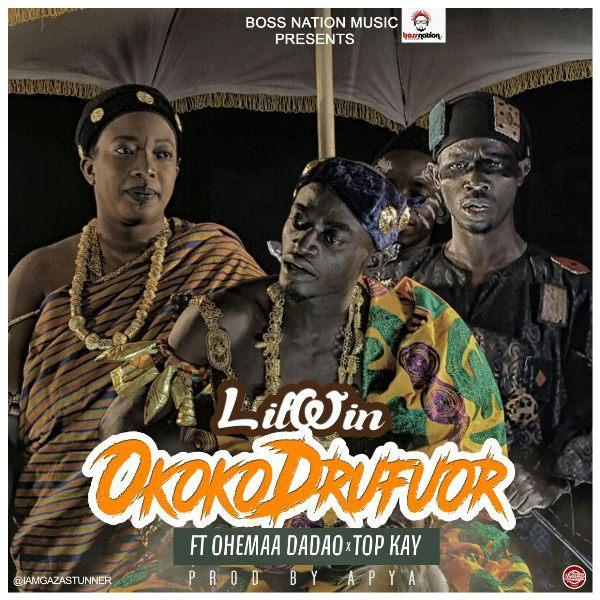 Lil Win - Okukurodurufuor ft. Ohemaa Dadao x Top Kay (Prod by Apya)