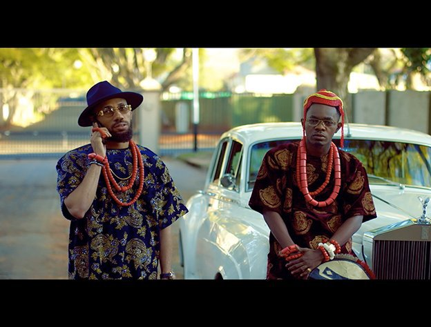 Patoranking Money ft. Phyno - Patoranking - Money ft. Phyno