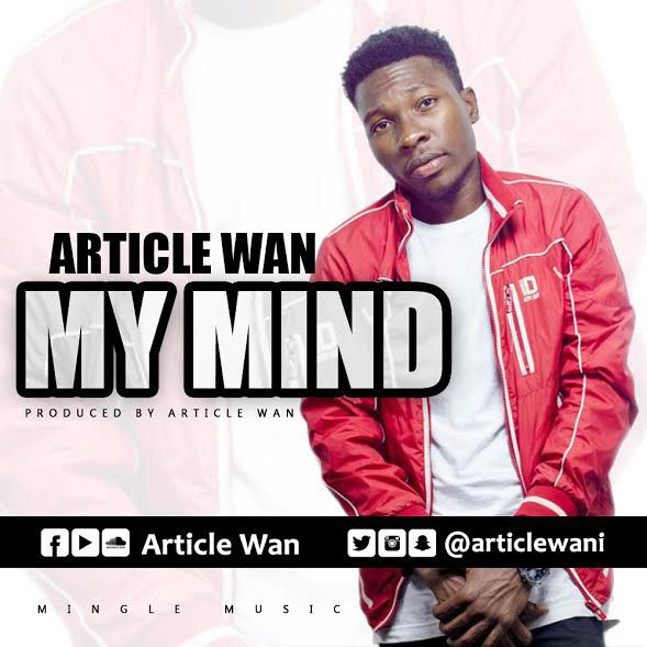 Article Wan - My Mind (Prod. by Article Wan)