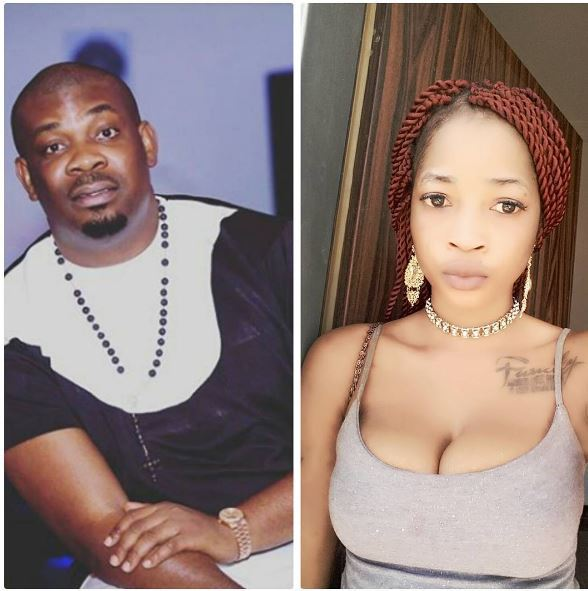 Desperate lady who placed marriage curse on Don Jazzy speaks