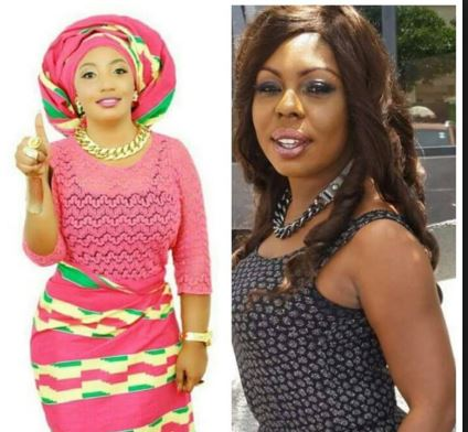 Diamond Appiah hits back at Afia Schwarznegger, Says she has body odour