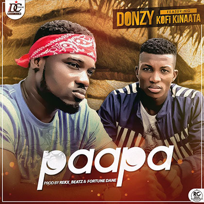 Download: Donzy ft. Kofi Kinaata - PaaPa