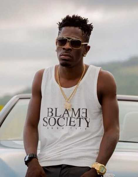 I Might Be A Surprise act at Saminifest - Shatta Wale