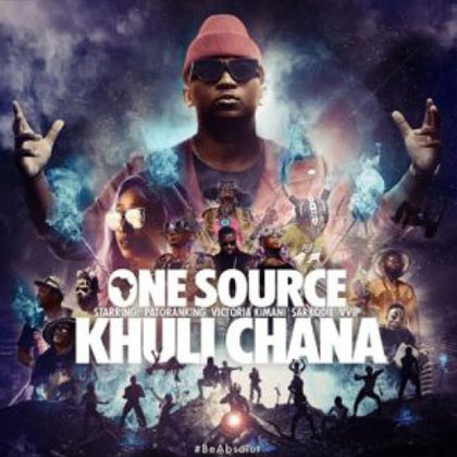 Khuli Chana ft. StoneBwoy - KayGizm Moteng {Download Mp3}