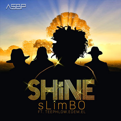 Slimbo ft. TeePhlow x Edem x EL SHiNE Prod. By Slimbo - Slimbo ft. TeePhlow x Edem x EL - SHiNE (Prod. By Slimbo)