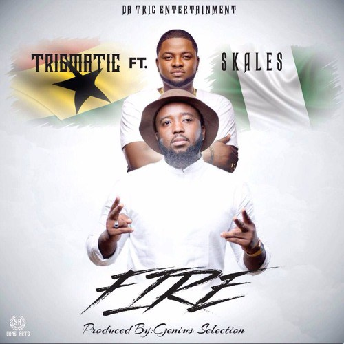 Trigmatic Fire ft. Skales - Download: Trigmatic ft. Skales - Fire (Prod by Genius)