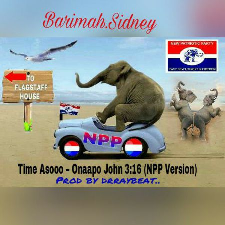 Barima Sidney Npp Time Aso - Barima Sidney - Npp Time Aso (prod. by Dr Ray)