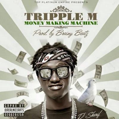 D Sherif Money Making Machine Tripple M Prod by Brainy Beatz - D-Sherif - Money Making Machine (Tripple M) (Prod by Brainy Beatz)