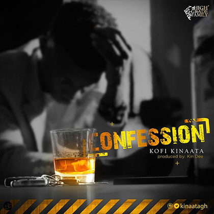Kofi Kinaata - Confession {Download Mp3} (prod. by KinDee)