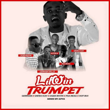 Lilwin - Trumpet ft. Germain, Cwesi kay, Ogidi Rhymz, PaaReag & Hotboi