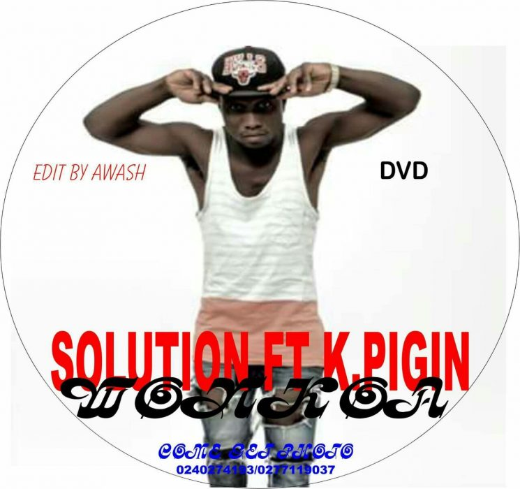 Solution ft. K.Pigin - Wonkoa {Download Mp3}
