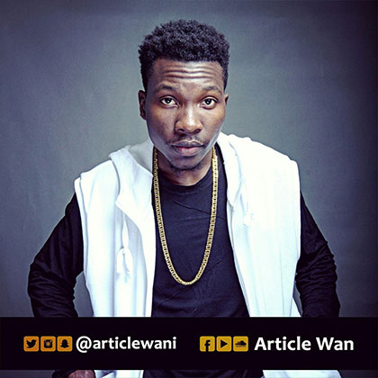 Article Wan - Toowa (prod by Article Wan)