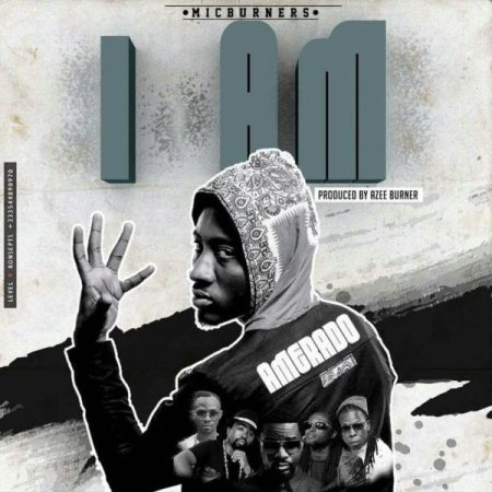 Amerado - I Am (Prod by AzeeBurner)