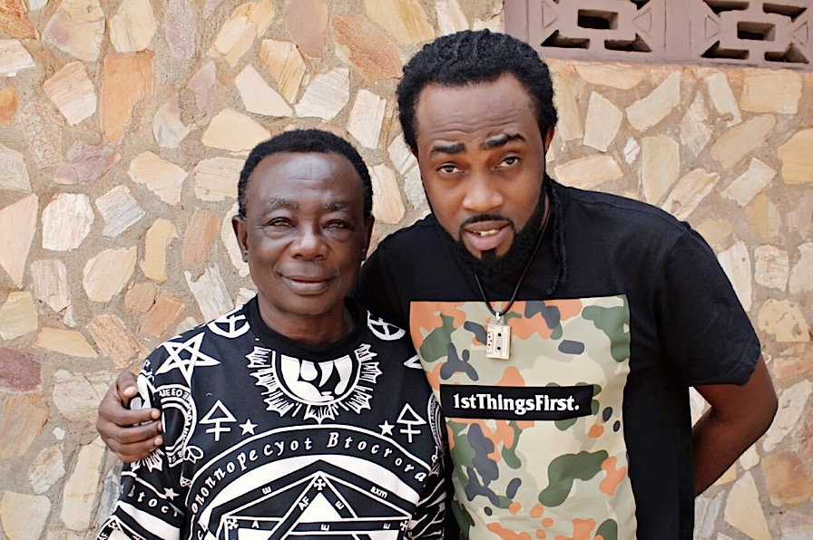 Highlife veteran Obuoba J.A. Adofo endorses Paa Kwasi's new single 'Y3bro dada'