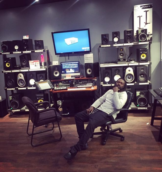 Stonebwoy vandalised my studio - Beatz Dakay