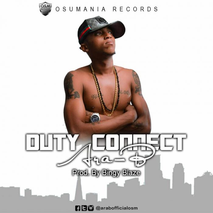 Ara-B - Duty Connect (diss reply pt2) Download mp3
