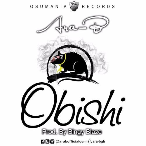 Ara-B - Obishi (Shatta Wale Reply Diss)