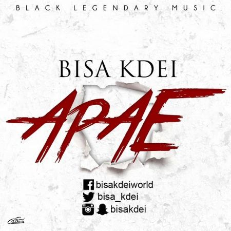 Bisa Kdei - Apae (Prod By Mix Masta Garzy)