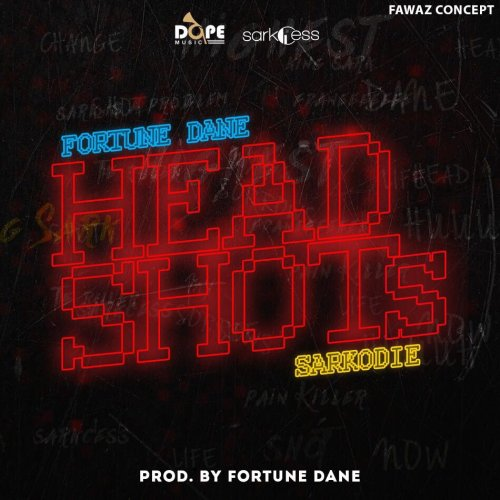 Fortune Dane ft. Sarkodie - Headshots (Download mp3)