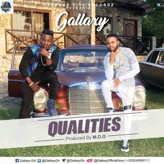 Gallaxy - Qualities (Prod. By MOG Beatz)