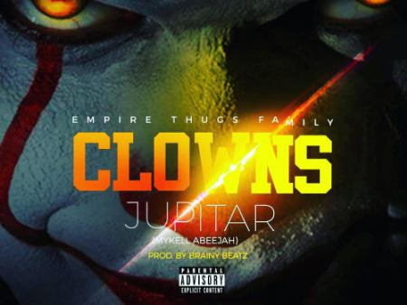 Jupitar - Clowns (Prod. by Brainy Beat)