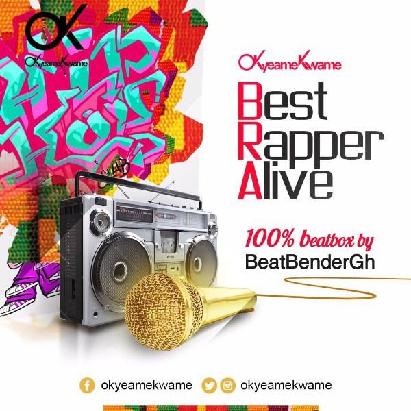 Okyeame Kwame Best Rapper Alive - Okyeame Kwame - Best Rapper Alive