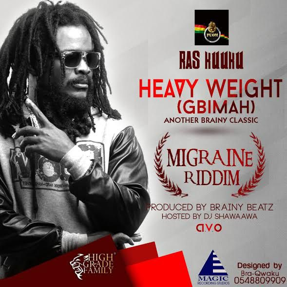 Ras Kuuku - Heavy Weight (Gbimah) {Download Mp3}