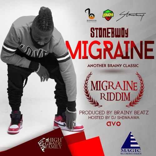Stonebwoy - Migraine Riddim {Download Mp3}